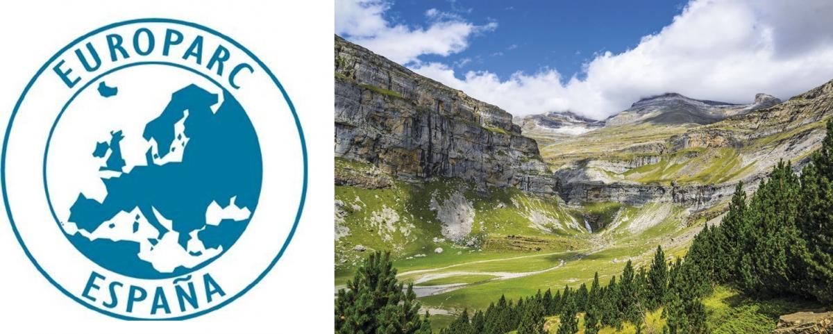Logo Europarc_Parque Natural Ordesa y Monte Perdido_Gradas de Soaso