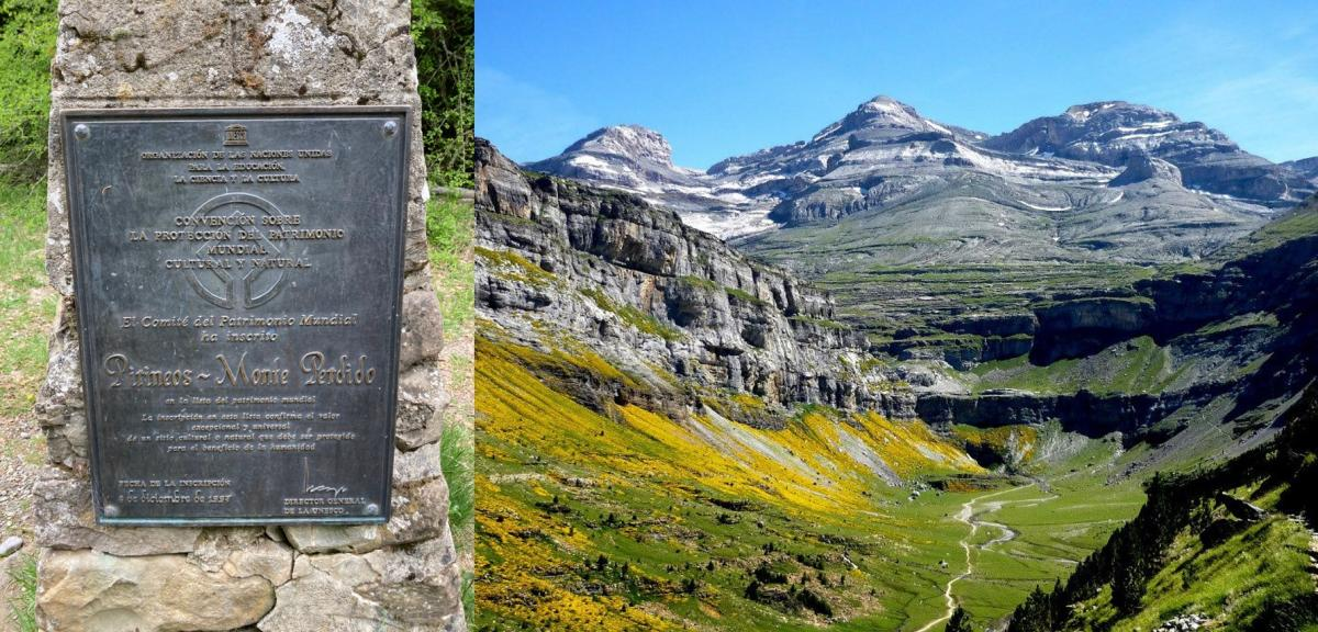Parque Natural de Ordesa y Monte Perdido